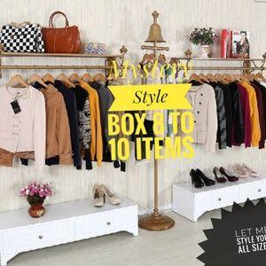 Mystery Style Box